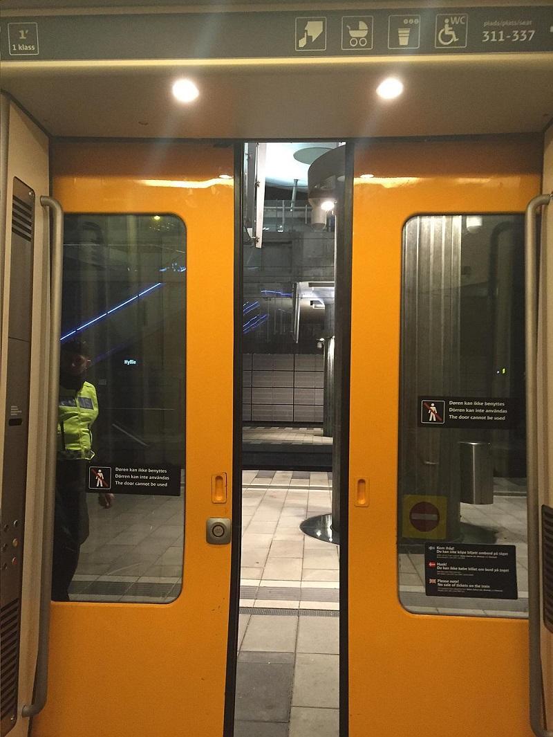 Öresundståg are not safe trains