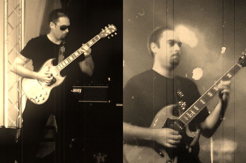 Andreas Djember - with passion for guitar through the life