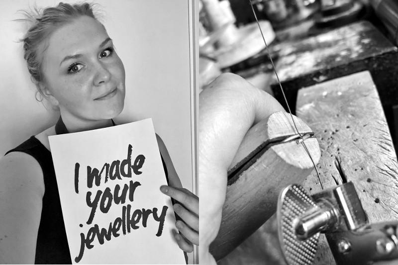 M of Copenhagen - I made your jewellery